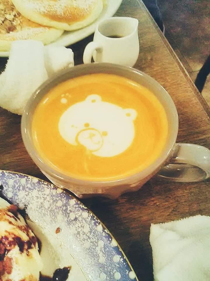 カフェの写真2