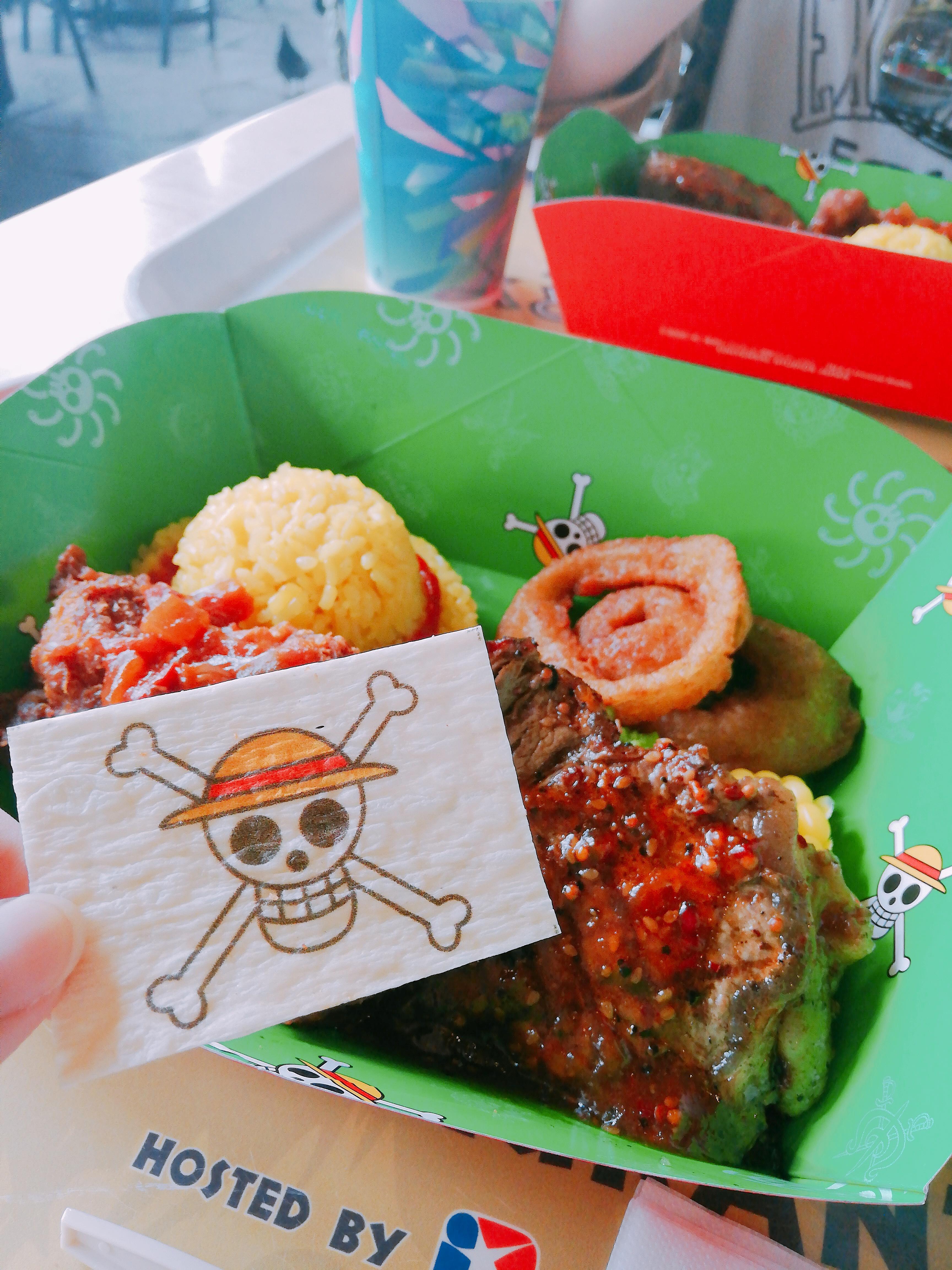 海賊食堂のごはん