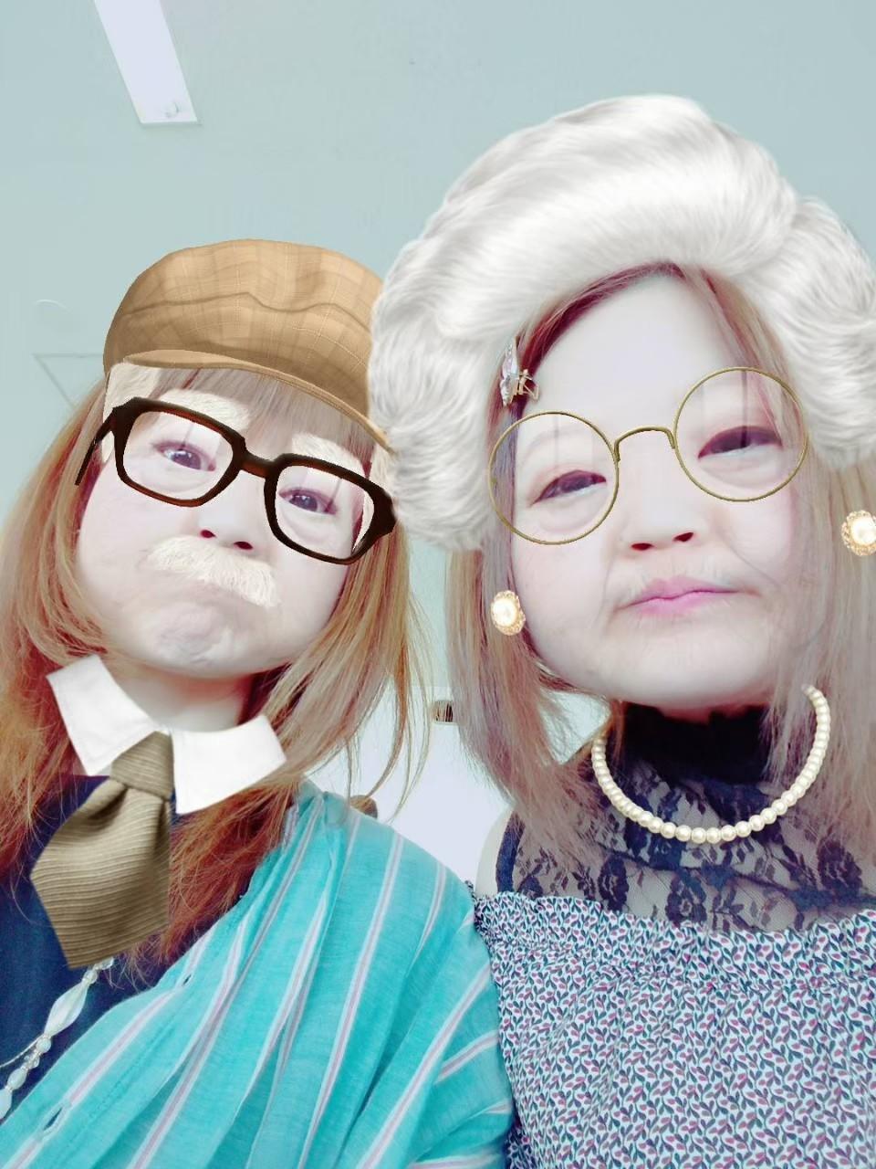 おばあちゃんの画像